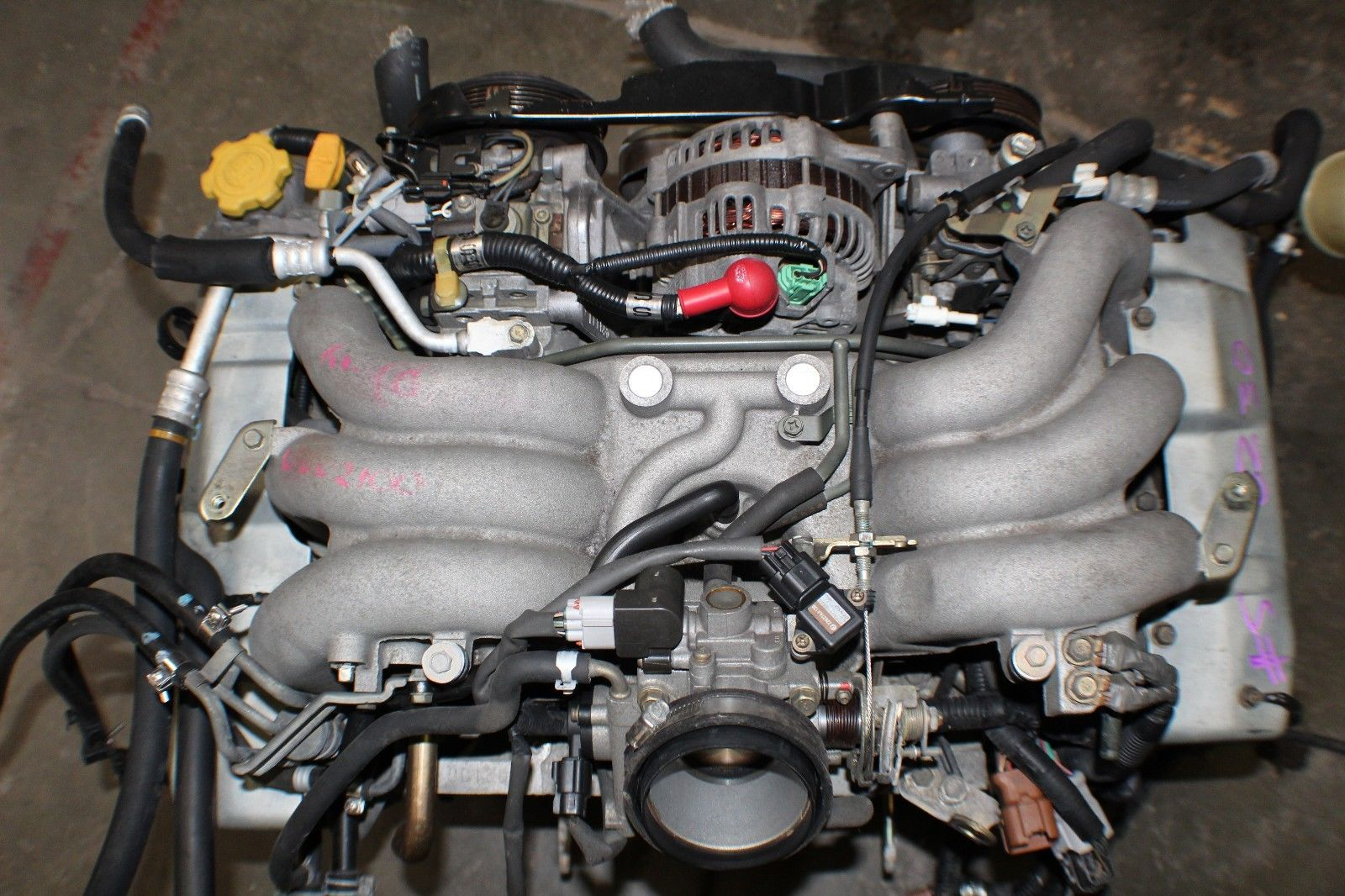 Subaru Ej22 Engine Legacy Archives Page 2 Of 5 Idiots New Wiring Harness Above All Salvage 89